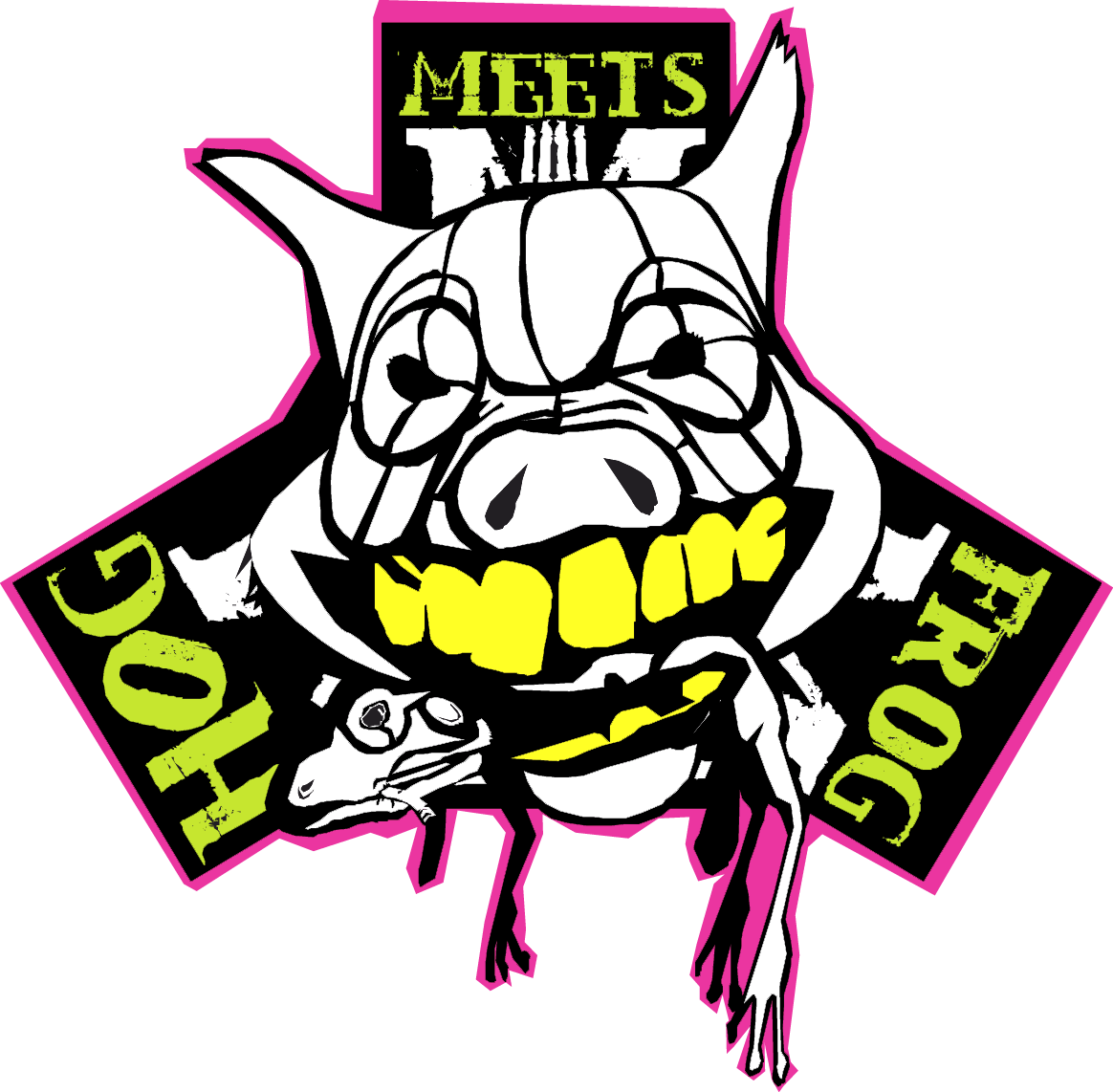 HOG MEETS FROG – official website